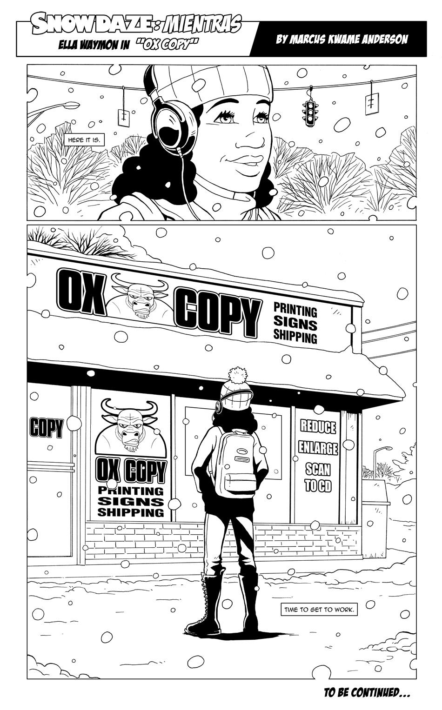 Mientras #39 – Ox Copy